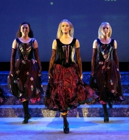 by: Courtesy of Jack Hartin Riverdance will be in Portland for 5 shows only, May 27-29 at the Keller Auditorium.