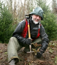 by: Submitted Photo Conan Harmon-Walker has volunteered with Friends of Trees for more than 14 years and planted nearly 18,000 trees.