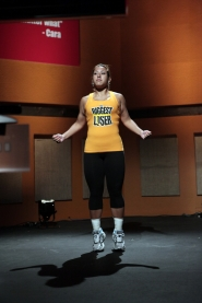 "by: COURTESY OF NBC UNIVERSAL Portland's Irene Alvarado, 26, made the ""Final Four"" in the NBC hit television show ""The Biggest Loser."" Her best advice to a person wanting to lose weight: ""You need a support system. One thing I've learned is you really can't do it alone."""