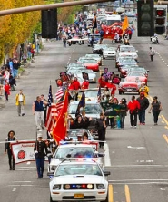 by: David F. Ashton Here comes 2011's 82nd Avenue of Roses Parade!