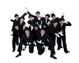 by: Contributed photo Members of the Sally Mack Dance Studio will perform a tribute to Charlie Chaplin at Mt. Hood Community College on Sunday, June 12.