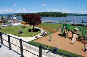 "by: Darryl Swan SPLASH ZONE — The St. Helens City Council has agreed to allow construction of the ""Splash It Up!"" splash fountain at Columbia View Park along the Columbia River. Fountain organizers hope to complete construction this summer."