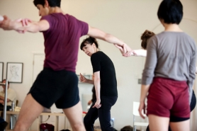 "by: CHRISTOPHER ONSTOTT Portland's Northwest Dance Project continues to push the boundaries of contemporary ballet under Artistic Director Sarah Slipper in preparation for the upcoming show ""Summer Splendors."""