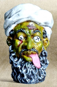 by: Courtesy of American Shifter Inc. The Osama bin Hidin' gearshift knob has been a popular item for Portland's American Shifter Co.