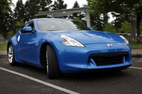by: JAIME VALDEZ Nissan's latest Z-car, the fast and fun 370Z, could be the best yet.
