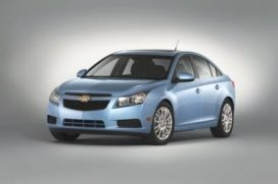 by: General Motors Corp. The new Chevy Cruze is winning over the critics and buyers.