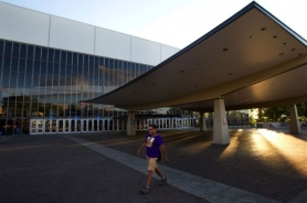 by: Christopher Onstott After years of public debate, the City Council has decided to leave Memorial Coliseum largely unchanged.