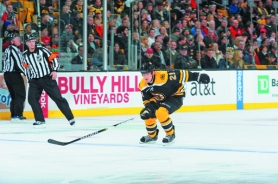 by: COURTESY OF BOSTON BRUINS Andrew Ference helped the Boston Bruins win the Stanley Cup this season,  13 years after he was a key member of the Portland Winterhawks' Memorial Cup championship team.