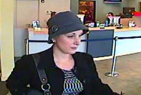by: Contributed photo Police are seeking help identifying this suspect in the robbery of the Rivermark Credit Union in Gresham.