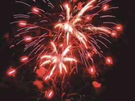 by: File photo Corbett, Blue Lake and Sandy offer firework displays on Monday, July 4.