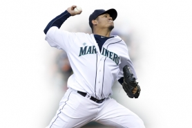 by: COURTESY OF SEATTLE MARINERS Felix Hernandez remains the ace of a Seattle Mariners staff that is among the best in baseball.