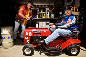 by: Jaime Valdez Gary Tucker and David Miller have spent the last few weeks fine 