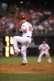by: MILES KENNEDY Lake Oswego High School graduate Mike Stutes has been having a tremendous sesaon in the bullpen for the Philadelphia Phillies.