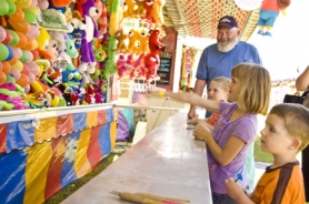 by: File photo It's about Fair time!-Columbia County Fair & Rodeo kicks off five days of thrilling rides, tasty food and old-fashioned fun.