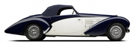 "by: COURTESY OF CONCOURS This award-winning 1939 Bugatti Type 57C Aravis will be on display at the 2011 Forest Grove Concours d'Elegance on Sunday, July 17. It's the latest exhibit in what has been called the ""Summer of Cars"" in the Portland area."