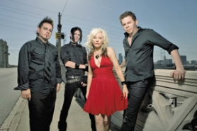 by: COURTESY OF DANTE'S Lead singer Terri Nunn leads Berlin as the 1980s legendary band plays Dante's on Saturday, July 16.