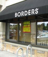 by: Lauren Gold The liquidation sale has begun at Borders in Gresham.