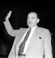 by: contributed photo A visit from Sen. Joseph McCarthy at the Multnomah County Republicans annual picnic led to criticism in 1951.