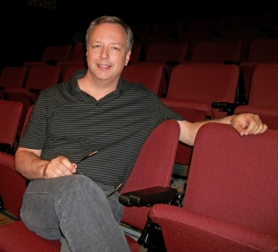 "by: Alan Anderson MASTER OF ILLUSION — ""Ripper"" playwright and composer Duane Nelsen arrived in Tigard in mid-July to offer his input during rehearsals for the world premiere of his show."