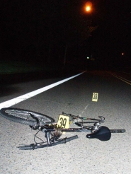 by: Courtesy of CCSO Michael Vu, 18, inset, died early Saturday morning when his bicycle was struck by a hit-and-run driver. A 28-year-old man turned himself in Saturday afternoon in the case.
