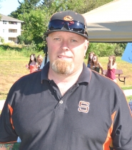 by: John Brewington Scappoose Little League Juniors Manager Jeff Hering
