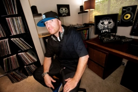"by: CHRISTOPHER ONSTOTT You can call him Kirk Kirkpatrick. You can call him DJ Wicked (that's his stage name). But don't call this ""DJ At Home"" this week, because he's competing in a national competition. First place is $250,000, and you might be surprised what plans this underground artist has for the loot."
