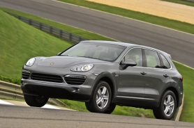 by: Courtesy of Porsche The 2011 Porsche Cayenne S Hybrid is one of the new wave of high-performance hybrids on the market.