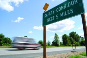 by: Stover E. Harger III MOVING — Oregon Department of Transportation operations for county highways, including Highway 30 will likely shift out of the region this fall.
