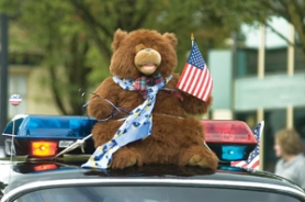 by: File photo The Teddy Bear Parade will run through downtown Gresham on Sept. 24.