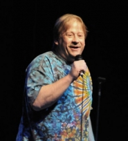 by:  Standup comedian and Estacada resident Mark Kikel is a regular at Harvey's comedy club in Portland