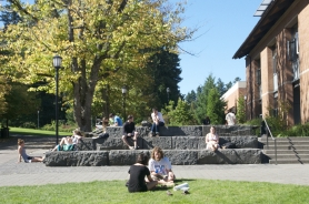 by: Submitted photo Lewis & Clark College was recently named the Coolest School in Oregon by The Sierra Club in recognition of its efforts in sustainability.