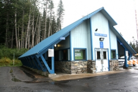 by: Lisa K. Anderson Highway 26's only public restroom between Madras and Portland costs the Oregon Department of Transportation $7,500 a month, which it plans to cut out of its total biennial budget of more than $5 billion.