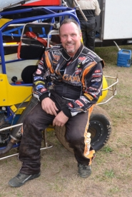 by: John Brewington Gresham's Dave Walters won the sprint-car series at Columbia River Raceway.