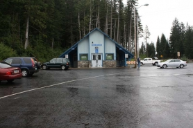 by: LISA ANDERSON Highway 26's only public restroom between Madras and Portland costs the Oregon Department of Transportation $7,500 per month that it plans to cut out of its total biennual budget of more than $5 billion.
