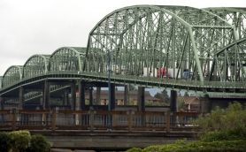 by: CHRISTOPHER ONSTOTT State Rep. Jefferson Smith is the only candidate who can do something about replacing the Interstate Bridge by voting on the early funding for the project at the 2012 Oregon Legislature.