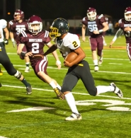 by: Jeremy Dueck SCORING–St. Helens' Dumitri Malnasi had a kickoff runback and average 17-yards per carry against Milwaukie on Friday night.