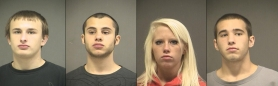 by: Washington County Sheriff's Office Monteferrante, Pasquale-Uhlman, Nelson and Trost