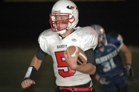 by: Kris Anderson With running back Dustin Spencer out this Friday versus Milwaukie, Sandy wide receiver Nick Yungeberg could frequently see action.