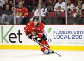 by: BRYAN HEIM Sven Bartschi, a first-round draft pick of the Calgary Flames, is back with the Portland Winterhawks for his second season in the Western Hockey League.