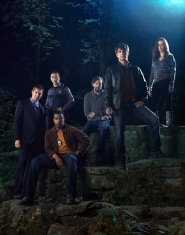 "by: © 2011 NBC Universal, Inc. ""Grimm"" is a new drama set in Portland, inspired by the classic Grimm's Fairy Tales. The show premieres on Friday, October 28th at 9pm on NBC."