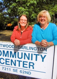 by: Elizabeth Ussher Groff Gabrielle Johnsen and Shawn Pischel guide and train ten family-support workers who partner with first-time parents in developing goals, lifelong positive parenting skills, and relationships with community resources, in the Brentwood-Darlington neighborhood.