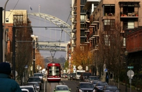 by: Tribune file photo Members of the Downtown Neighborhood Association say they want the Portland Streetcar citizens advisory committee to delay a discussion of eliminating the city's fareless rail zone until December. The group says it wants more time to respond to the plan.