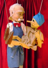 by: Courtesy of Jason Miranda Tears of Joy Puppet Theatre's 40th year begins with Pinocchio Nov. 11-20 at Winningstad Theatre.