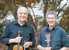 by: Submitted photo Randal Bays and Davey Mathias will perform at the Community Celtic Concert Nov. 12 at the Winona Grange No. 271 at 7:30 p.m.