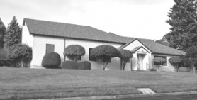 by: Tiffaney O'Dell The First Church of Christ, Scientist, Gresham, on West Powell Boulevard and Towle Avenue, was dedicated 70 years ago.