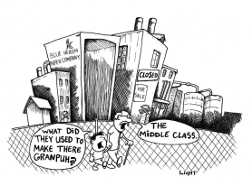 by: Mike Light Cartoon by Mike Light of Oregon City.