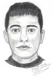 by: Submitted photo Anyone with information about this case or who could assist detectives in identifying the suspect depicted in this composite sketch is asked to call the Beaverton Police Department at 503-629-0111.