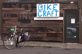 by: COURTESY OF BikePortland.org BikeCraft, a holiday gift fair Dec. 3 and 4 at Sandbox Studio, draws together the best local artists, designers, and producers to showcase their creations made specifically with the bicycle-lover in mind.