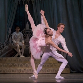 "by: Courtesy of Blaine Truitt Covert Oregon Ballet Theatre presents the holiday classic ""The Nutcracker,"" Dec. 10-24 at Keller Auditorium."