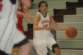 by: Kris Anderson Sandy's Bella McCarthy scored 11 points in a 68-67 win over South Albany.